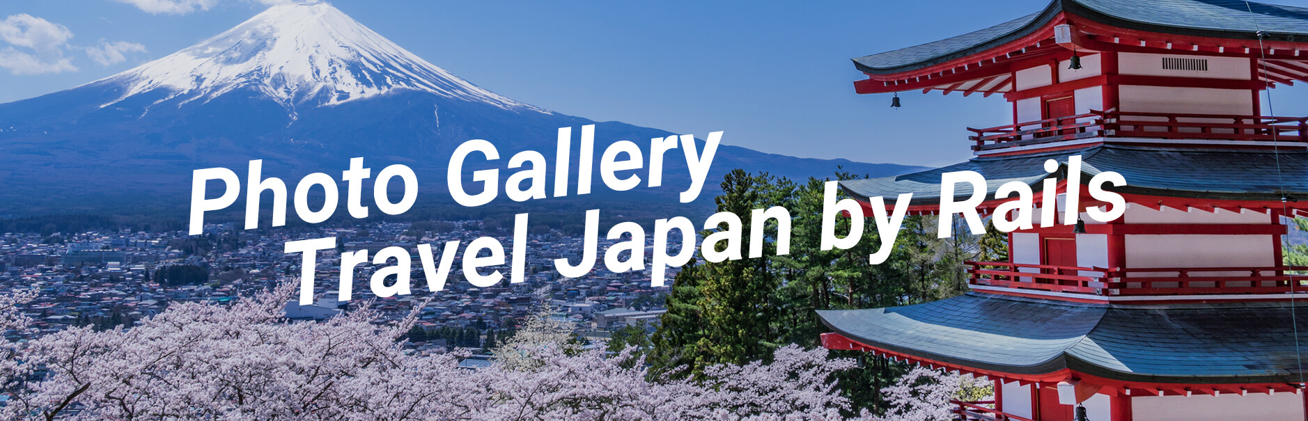 Photo Gallery Travel Japan by Rails