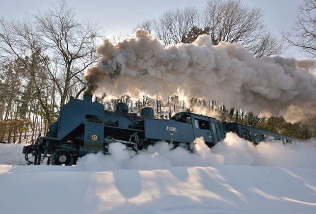 雪と煙のバラード